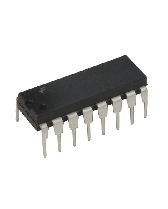Jonhson Decade Counter/Divider 5-Stage IC 4026
